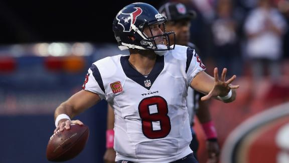 NFL eyes fan incident at QB Schaub's home