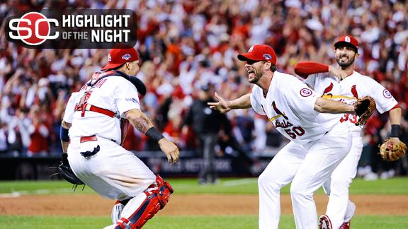Video - Wainwright Lifts Cards Past Pirates