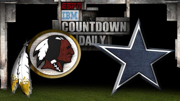 Video - Countdown Daily Prediction: WSH-DAL