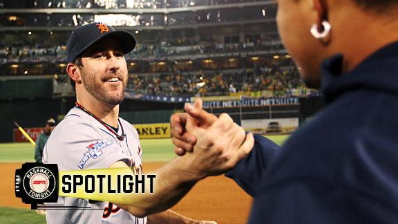 Video - Verlander's Gem Puts Tigers In ALCS