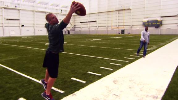 Video - The Art Of The Sideline Catch