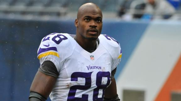 Source: Peterson expected to play vs. Panthers