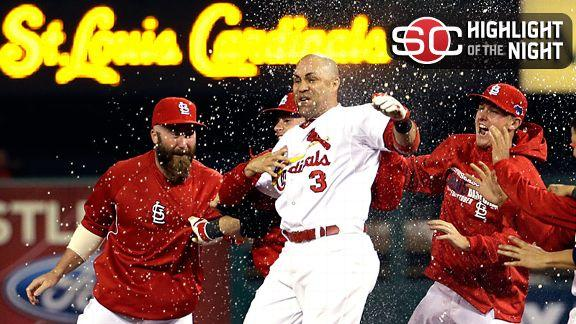 Video - Beltran Lifts Cardinals In Game 1