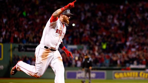 Video - Breaking Down The Red Sox's Win