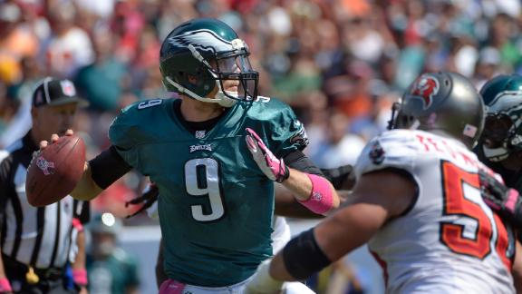Kelly: Vick health to factor in Eagles QB call