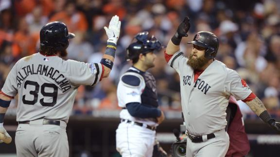 Video - Red Sox Edge Tigers, Take Series Lead