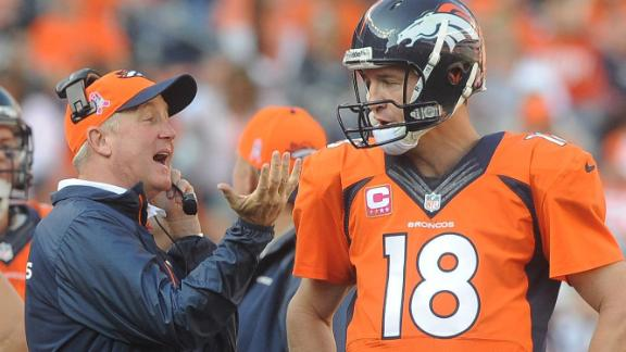 Fox: Irsay's Manning comments 'a cheap shot'