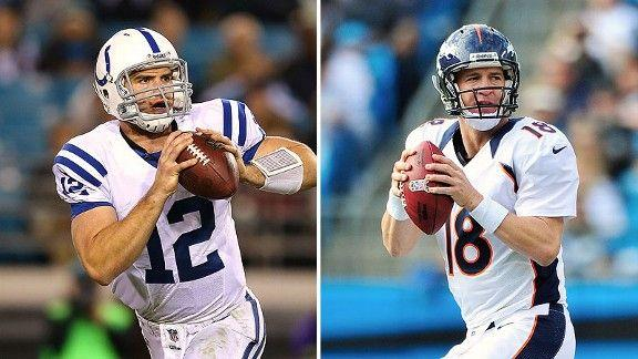 Video - Peyton Told Colts Owner To Draft Luck