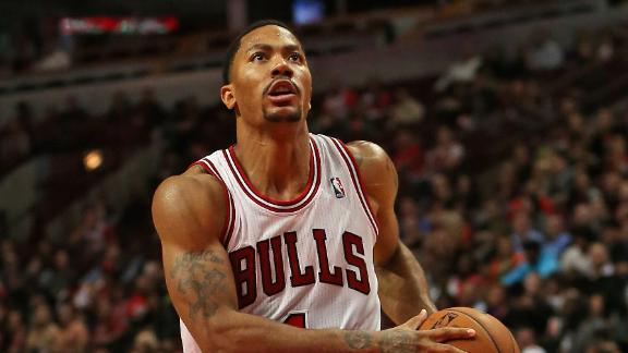 Video - Bulls Win In Rose's Return To Chicago
