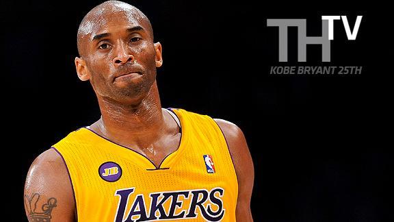 Video - Kobe Bryant 25