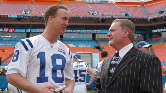 Irsay: Manning remarks taken out of context