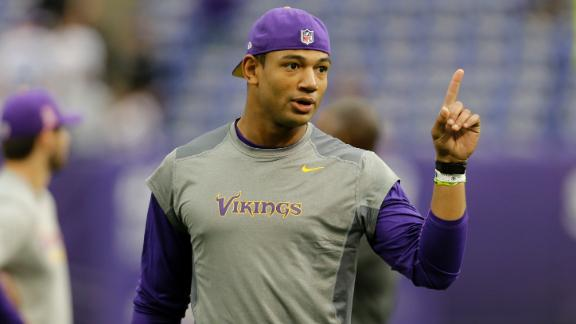 Vikings to start Freeman at QB vs. Giants