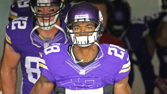 Peterson skips practice for personal matter