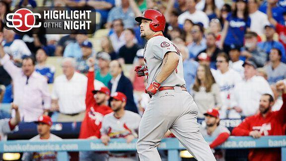 Video - Cardinals Push Dodgers To The Brink