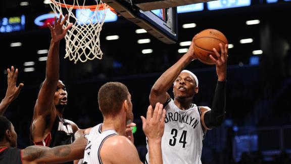 Video - Nets Top Heat In Preseason