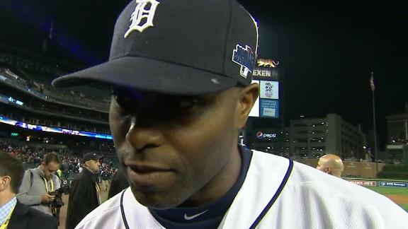 Video - Torii Hunter On Game 4 Win