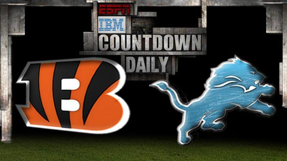 Video - Countdown Daily Prediction:  CIN-DET