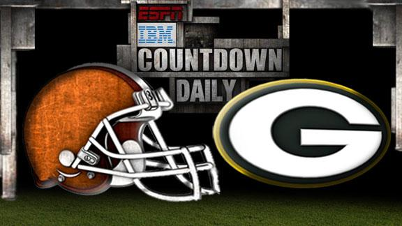 Video - Countdown Daily Prediction: CLE-GB