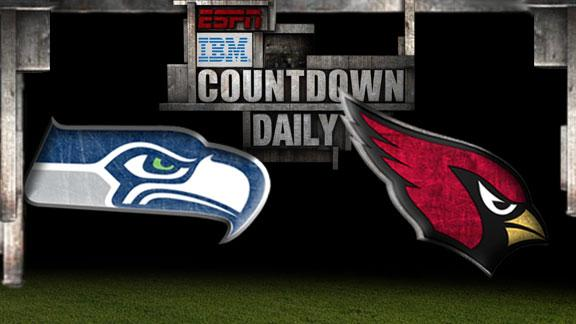 Video - Countdown Daily Prediction: SEA-ARI