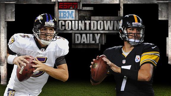 Video - Inside Edge: Ravens-Steelers