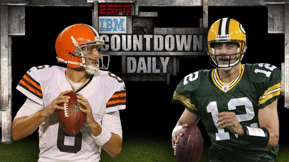 Video - Inside Edge: Browns-Packers