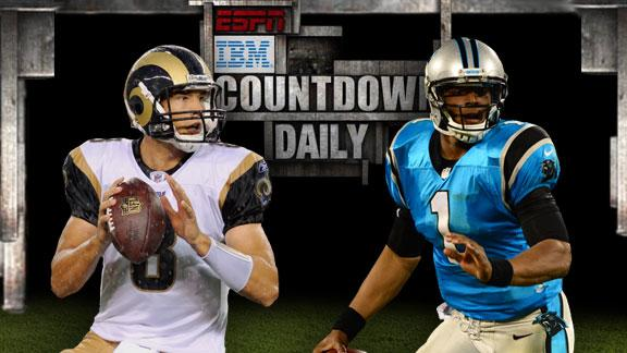 Video - Inside Edge: Rams-Panthers