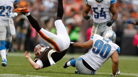 Video - Another Fine For Ndamukong Suh