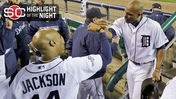 Video - Tigers Cruise To Game 4 Win