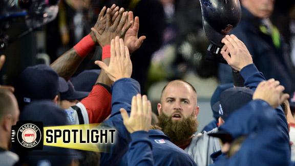 Video - Red Sox Take 3-2 Lead