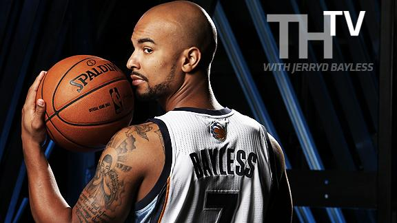 Video - Jerryd Bayless on the  New Grizzlies