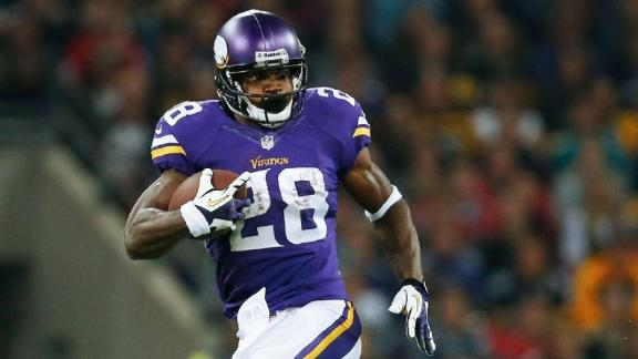 Video - Should Vikings Trade Adrian Peterson?