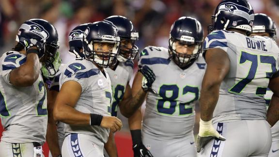 Video - Seahawks Fly By Cardinals