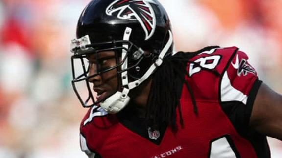 Video - Roddy White Out Against Buccaneers