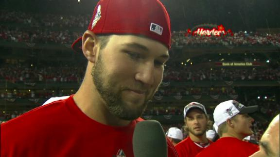 Video - Wacha Can't Wait For World Series