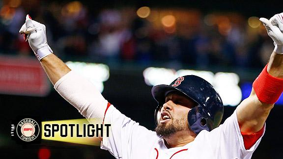 Video - Victorino's Slam Lifts Red Sox