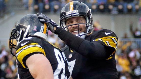 Video - Sunday Blitz: Ravens-Steelers Recap