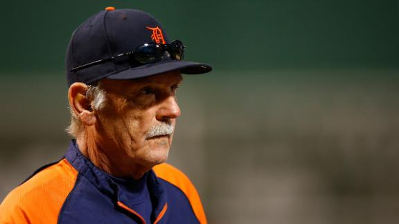Leyland won't return for Tigers: 'It's time'