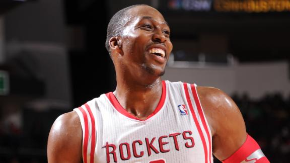 Video - Howard Leads Rockets Past Mavs