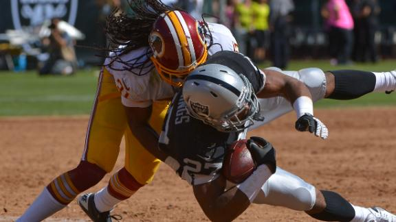 Source: Redskins' Meriweather appeals ban