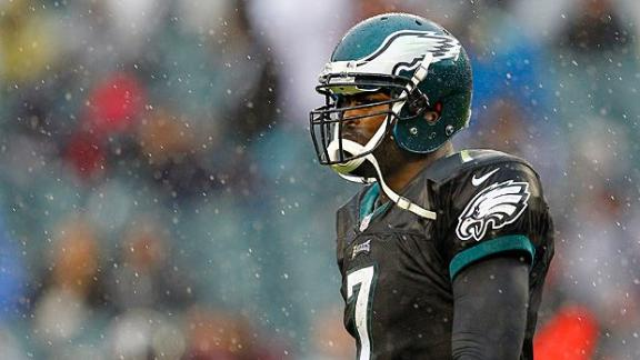 Video - Vick Most Disliked Player In NFL