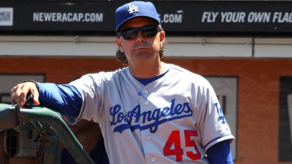 Video - Dodgers Fire Bench Coach Trey Hillman