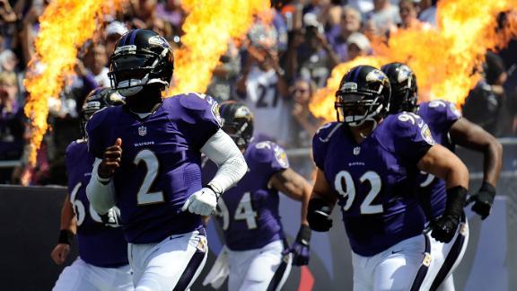 Video - NFL Nation Buzz: Ravens