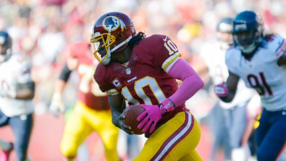 Video - NFL Nation Buzz: Redskins