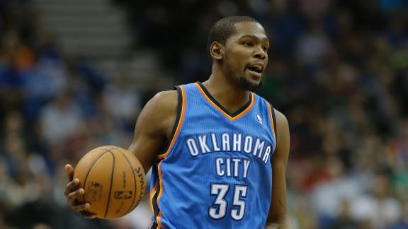 Video - Is Durant Second-Best In The NBA?