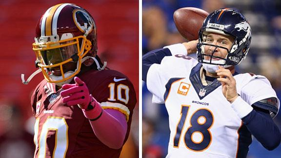 Video - Double Coverage: Redskins at Broncos