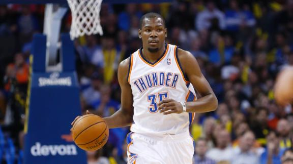 Video - GMs Say They Want Durant To Take Last Shot