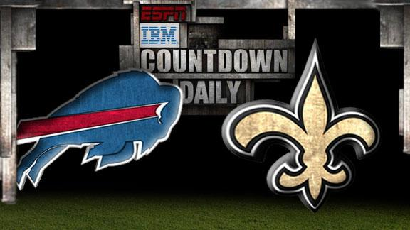 Video - Countdown Daily Prediction: BUF-NO