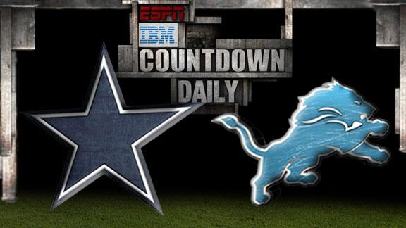 Video - Countdown Daily Prediction: DAL-DET