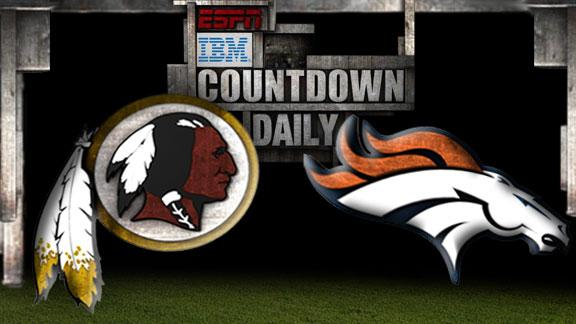 Video - Countdown Daily Prediction: WSH-DEN