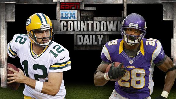 Video - Inside Edge: Packers at Vikings